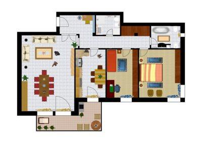 progettazione architettonica per ristrutturazioni
